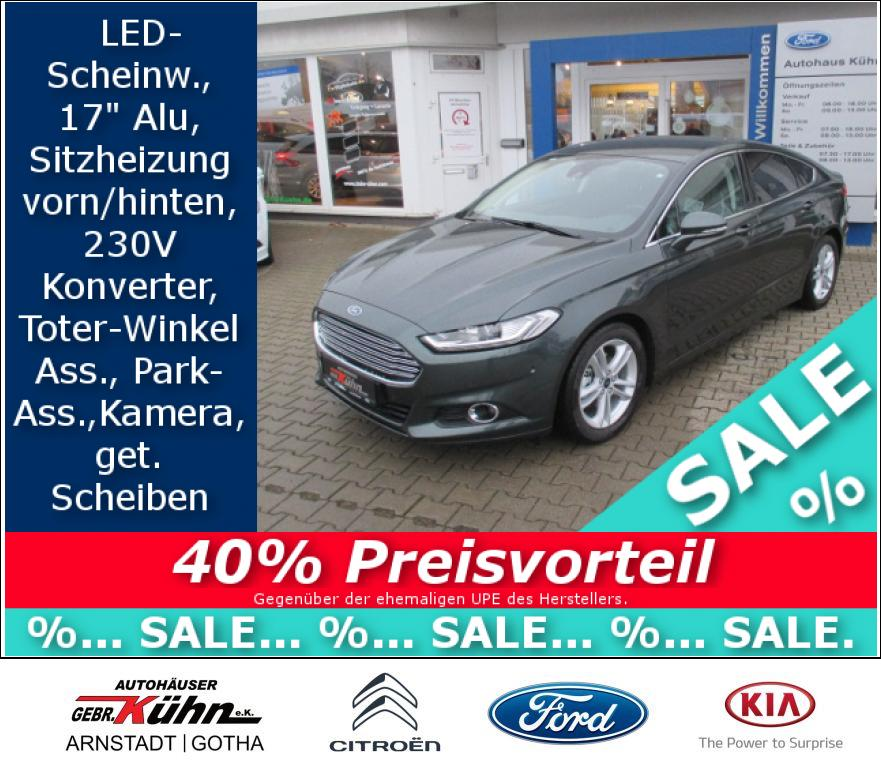 FORD Mondeo 1.5 Autom. Business Ed. - LED,17Z Alu,RFK