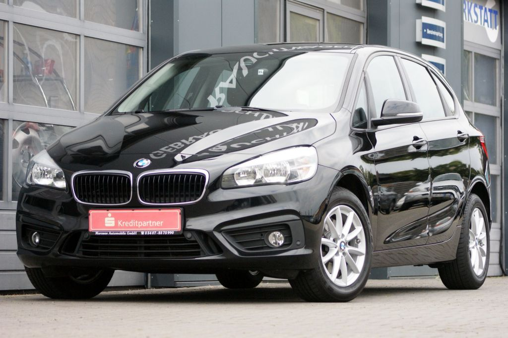 BMW 218d Active Tourer Aut. Advantage