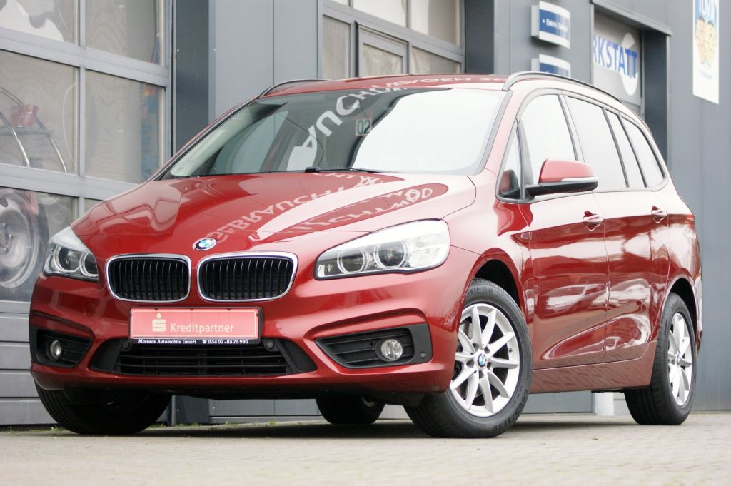 BMW 216d Gran Tourer Aut. Advantage