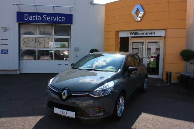 RENAULT Clio 1.2 16V 75 LIMITED 2018