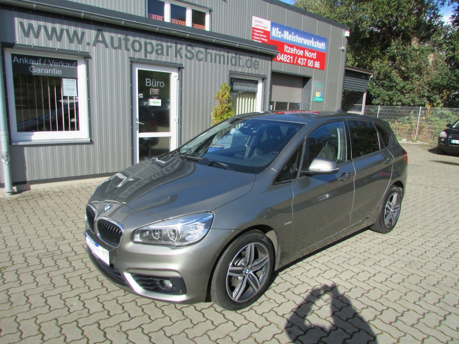 BMW 218 d Active Tourer  Sport Line NAVI°KAMERA°LED!