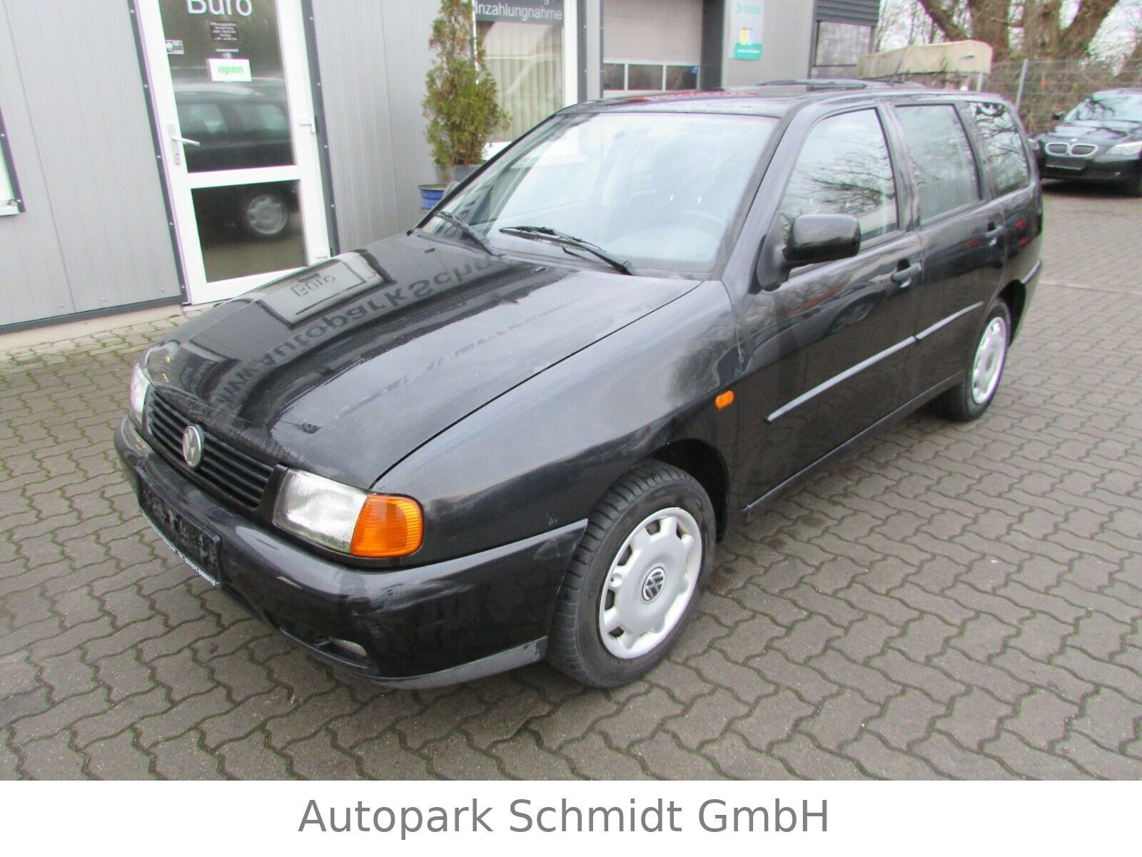 VW Polo 1.4 Basis °Schiebedach°5 Gang°EFH°Servo°ZV°