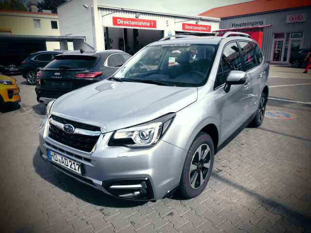 SUBARU Forester 2,0X Lineartronic Exclusive+ HerstGar.0