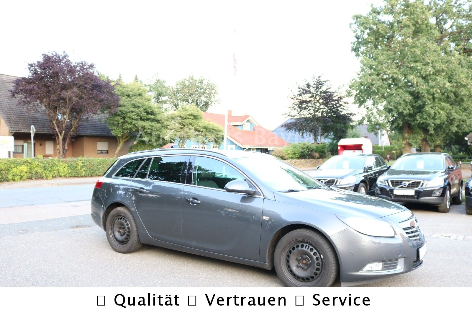 OPEL Insignia A Sports Tourer Edition Navigationssyst