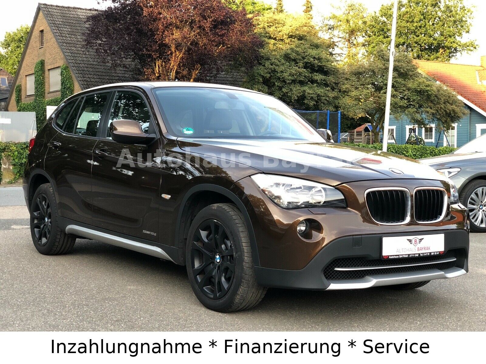 BMW X1 sDrive 18d PDC/AHK/BORDCOMPUTER/START-STOPP