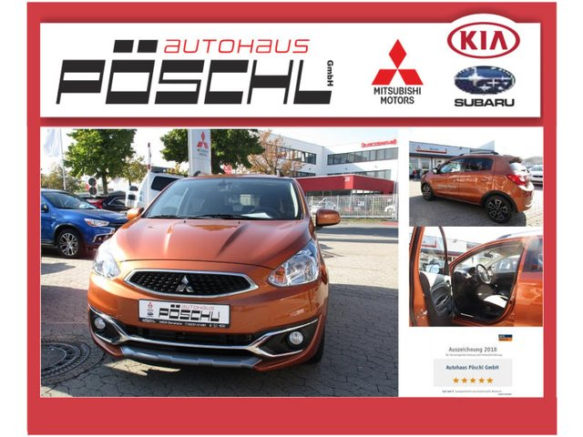 MITSUBISHI Space Star Edition+ Cross-Paket 1.2 ClearTec