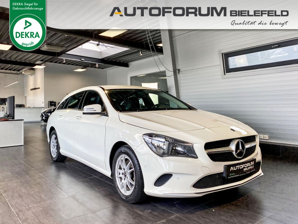 Mercedes-Benz CLA 200 Shooting Brake d 7G-DCT|Navi|Kamera|SHZ