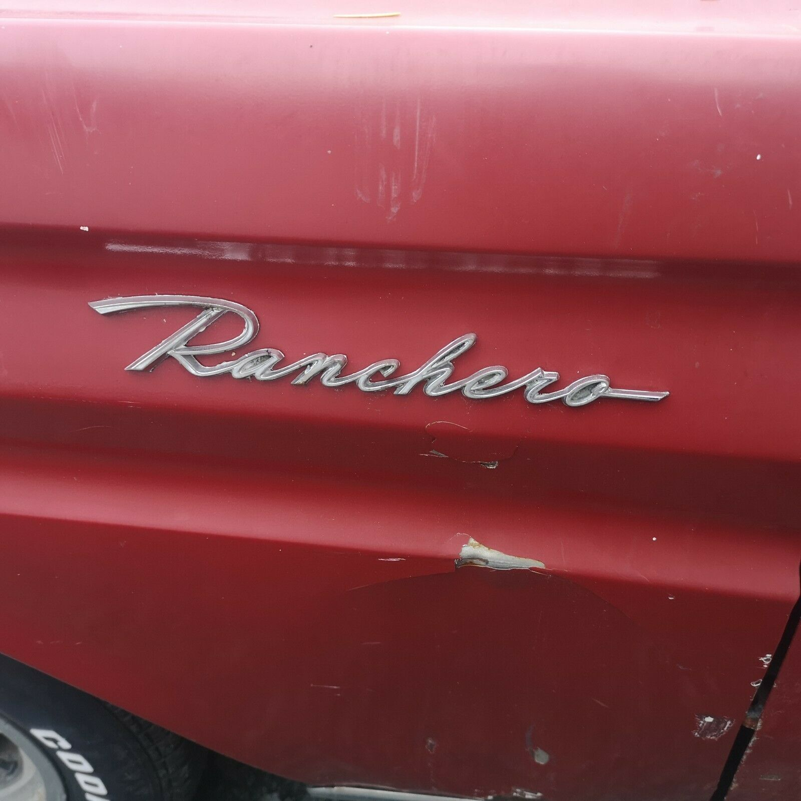 FORD Falcon Ranchero V8 289 cui