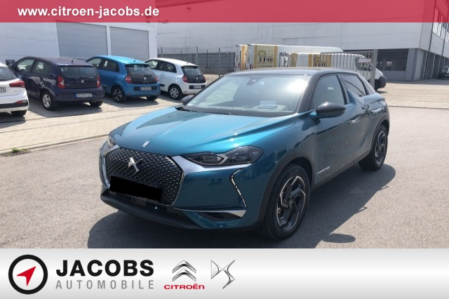 DS DS3 Crossback So Chic PureTech 130 Bluetooth LED