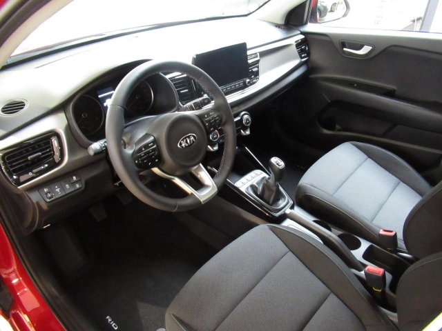 KIA Rio 1.0T 100 Vision LED Navigation Bluetooth