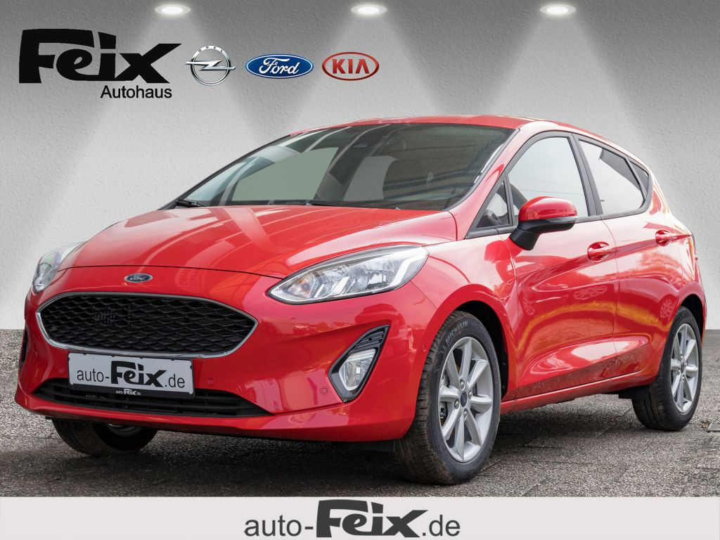 FORD Fiesta Cool&Connect Navigation FordPass DAB