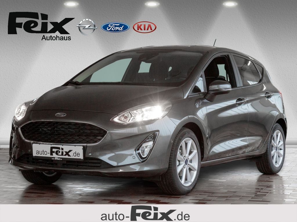 FORD Fiesta Cool&Connect 1.0 Navi Ford-Pass LHZ SHZ