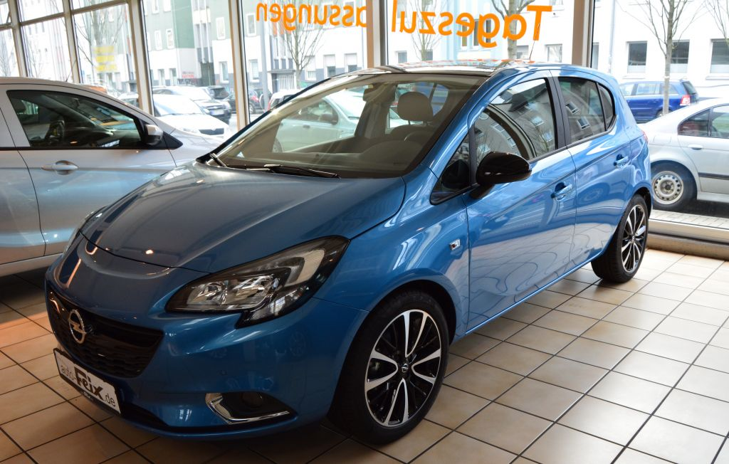 OPEL Corsa 1.4 Start/Stop Color Edition Navi OPC-Line