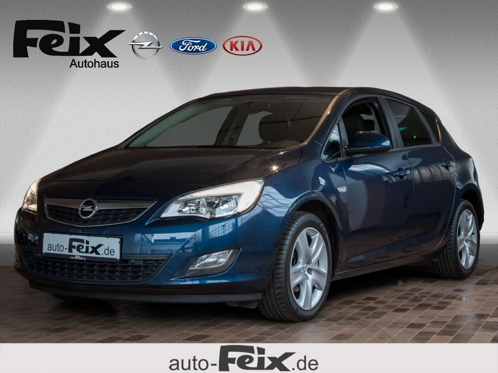 OPEL Astra 1.4 Turbo Design Edition