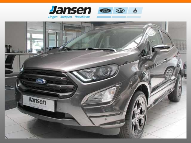 FORD EcoSport 1.0 EB ST-Line *Schiebedach*PDC v+h*