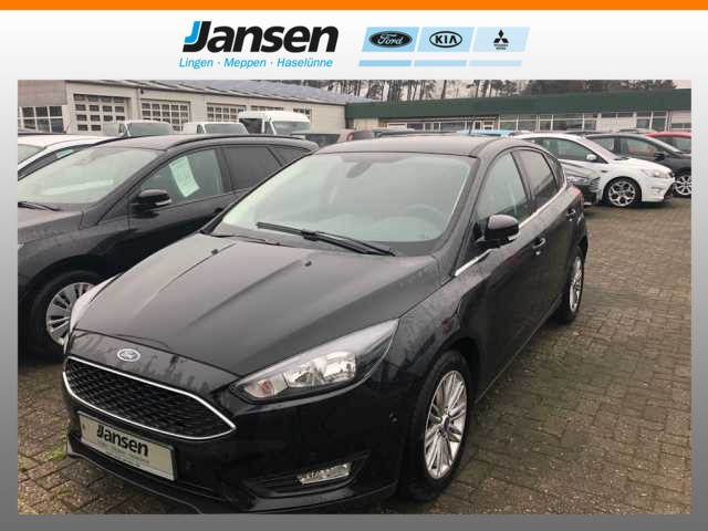 FORD Focus Cool & Connect *RFK*PDC*Tempomat*Navi*