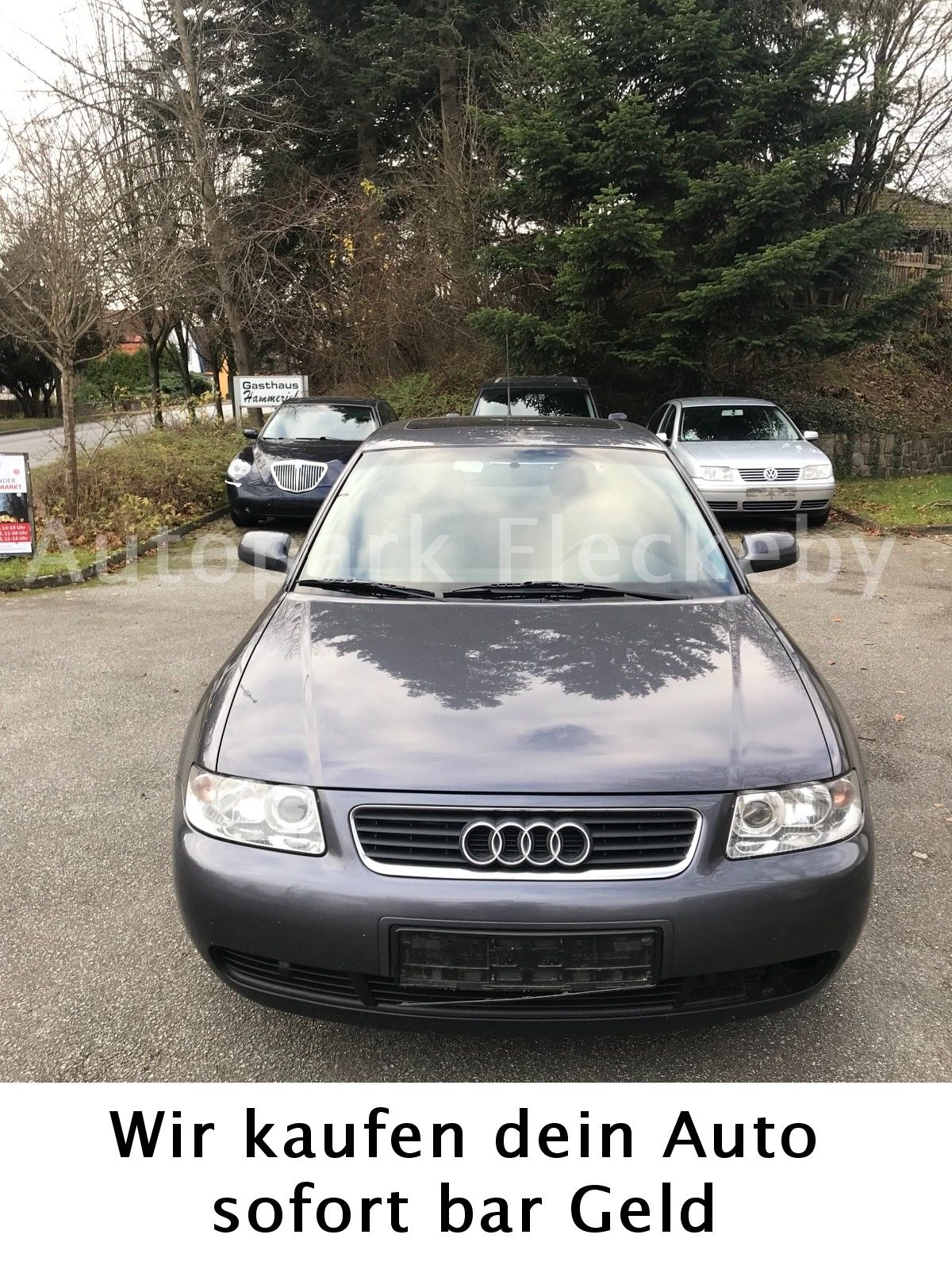 AUDI A3 1.6 Ambiente *5trg