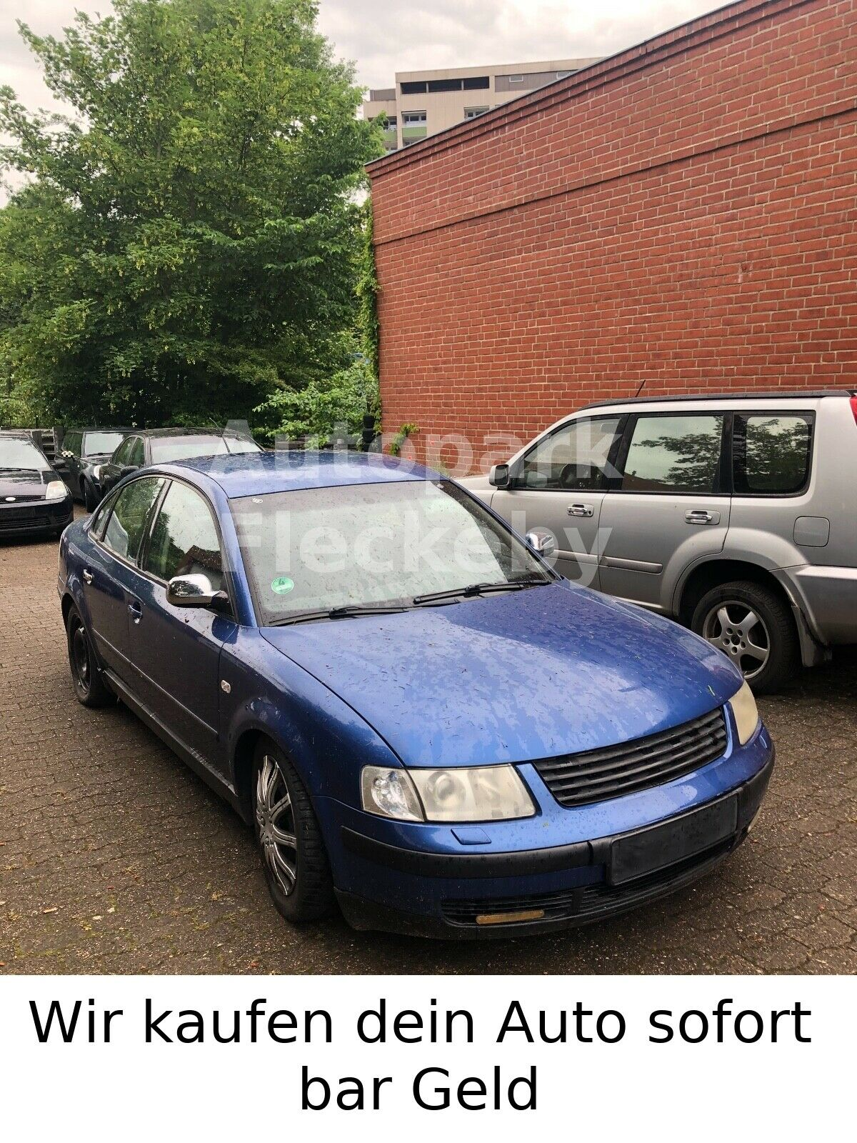 VW Passat 1.8 T Highline