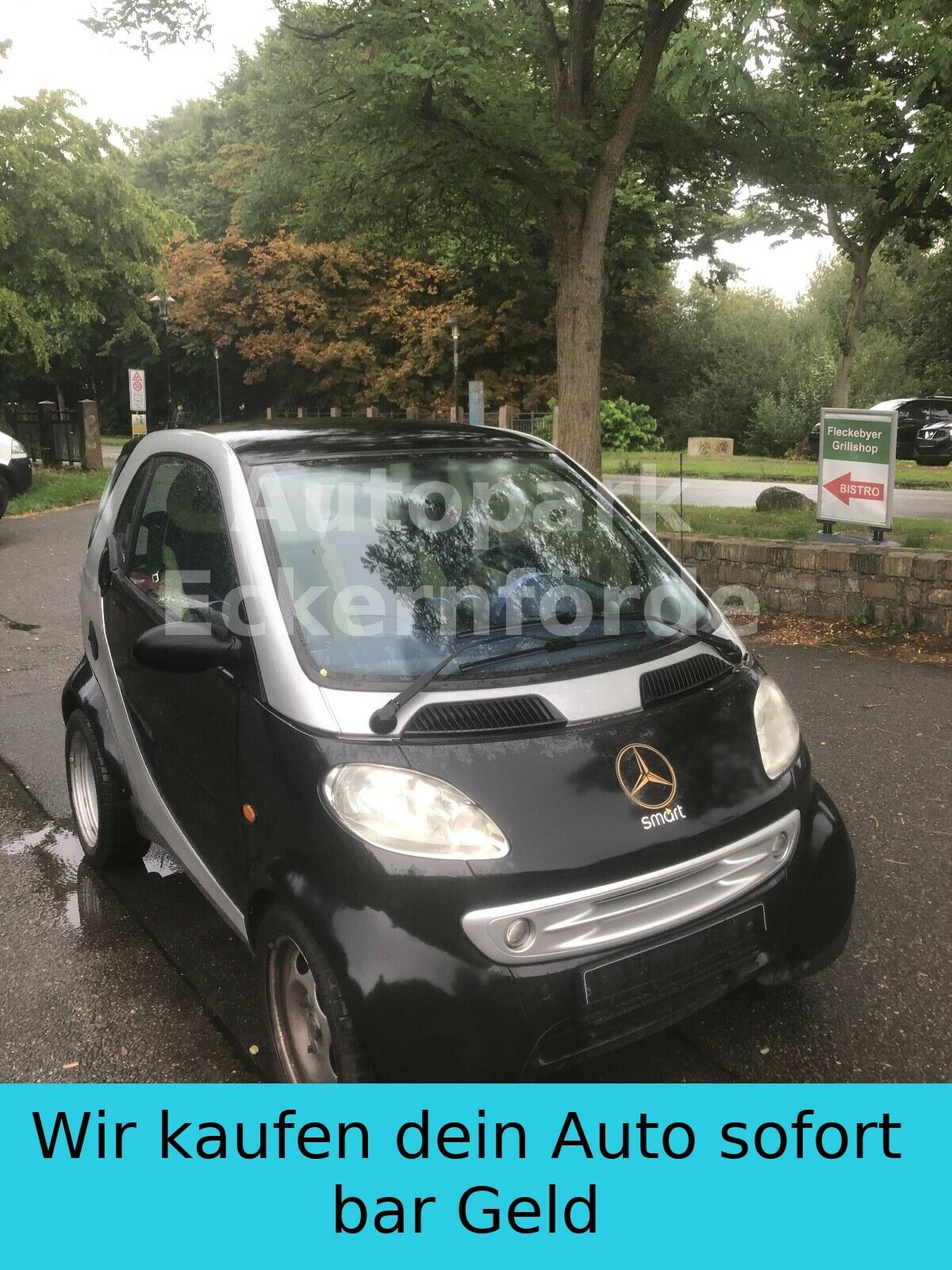 SMART ForTwo smart & passion 40kW