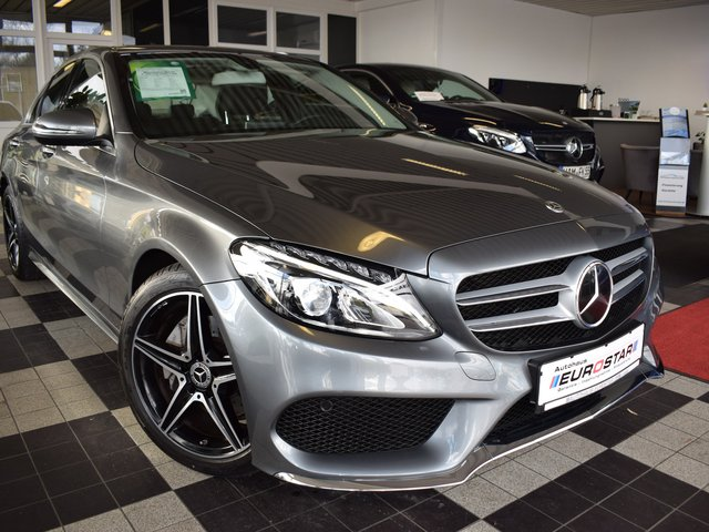 MERCEDES-BENZ C 200 Lim AMG LINE *Panorama*LED*Distronic*