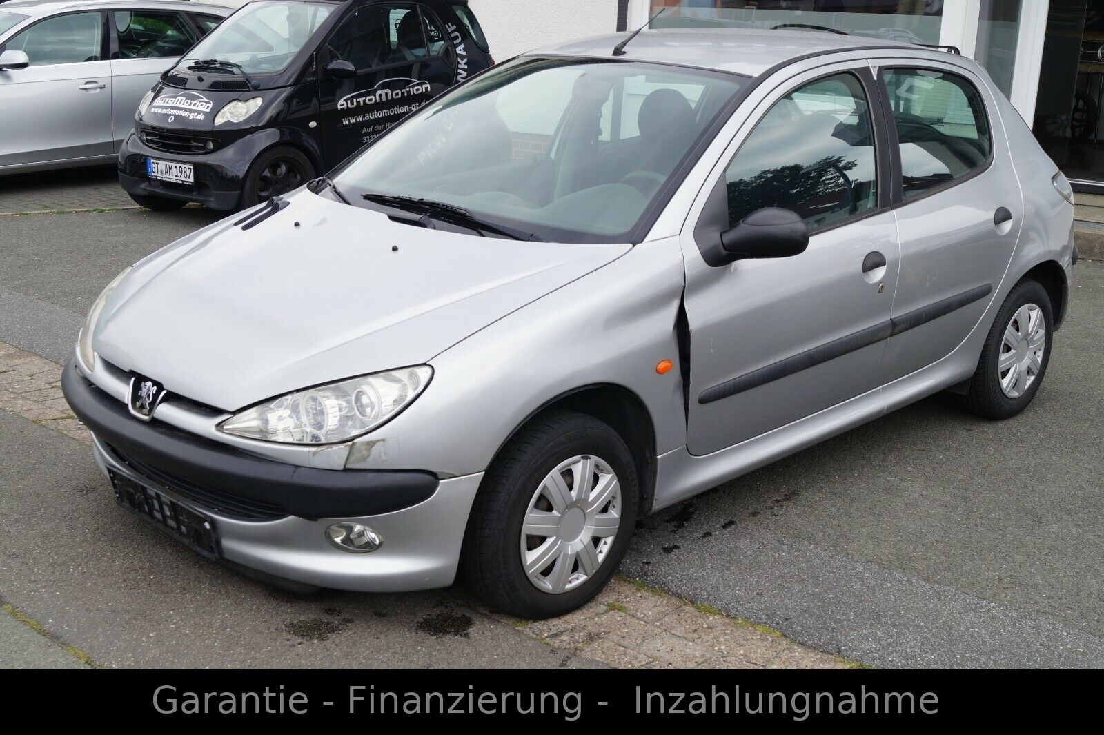 PEUGEOT 206*ZV*CD*MP3*USB*SD