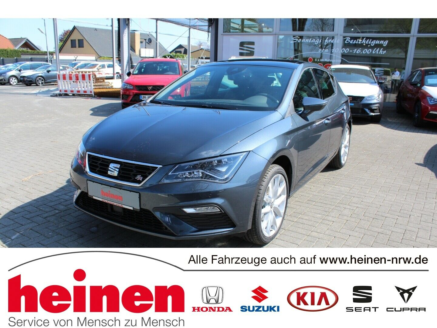 SEAT Leon FR 1.5 TSI EU6d-T Voll LED Virtual Cockpit