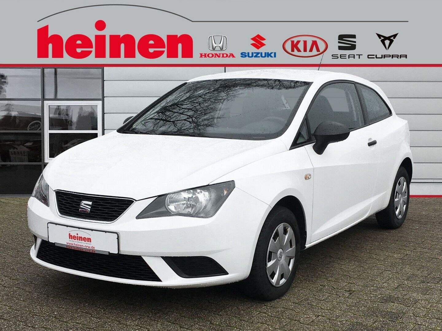 SEAT Ibiza SC Salsa 1.2 12V Klima Radio CD MP3