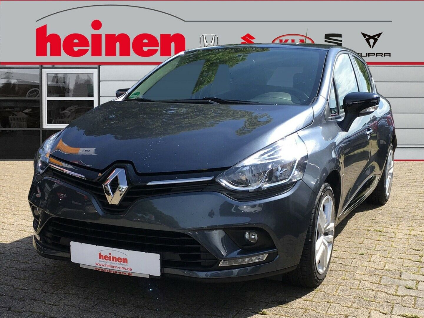 RENAULT Clio IV Limited 1.2 16V 75 R&GO LOOK BLUETOOTH