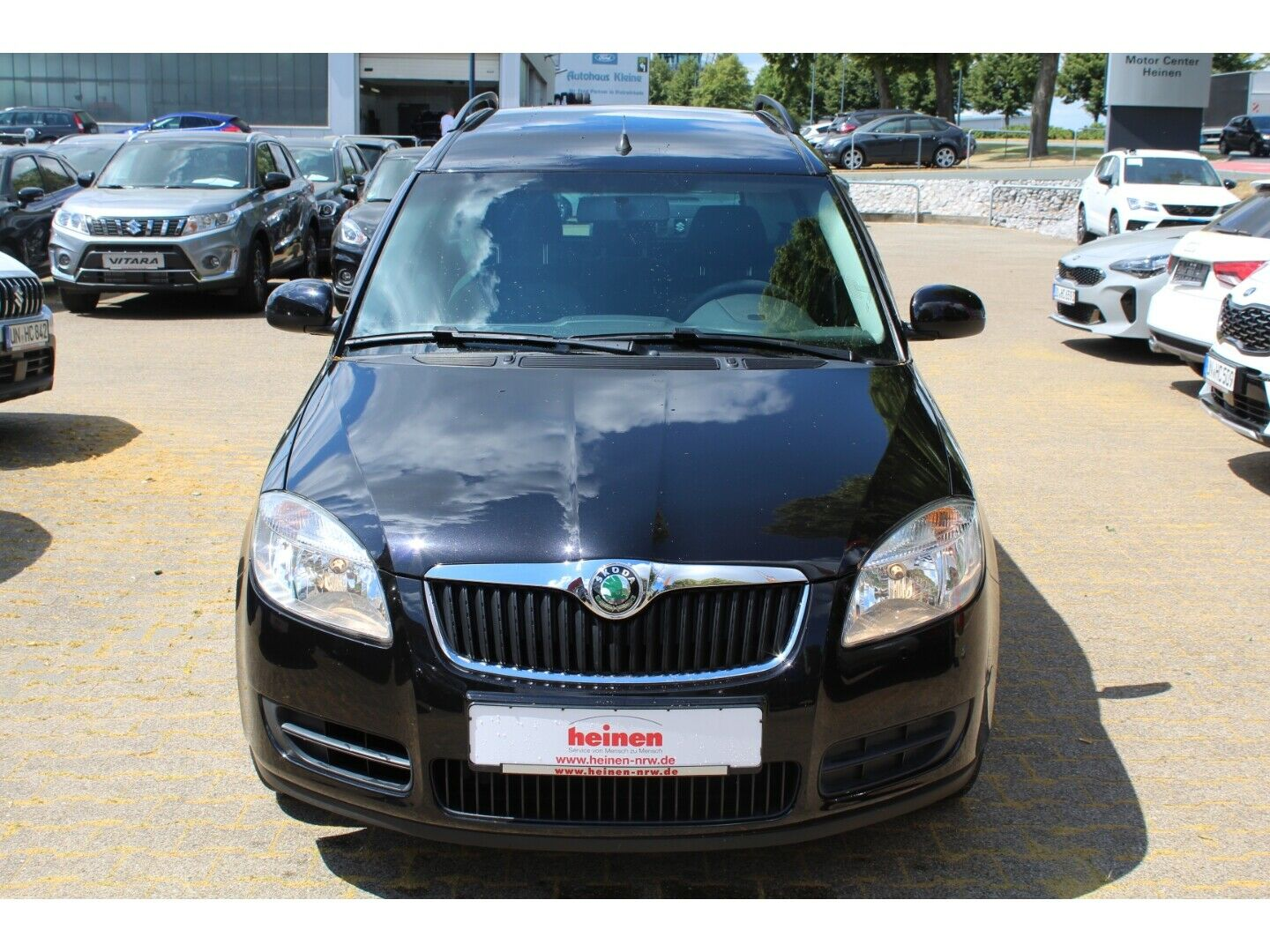 SKODA Roomster Style Plus Edition 1.2 12V HTP
