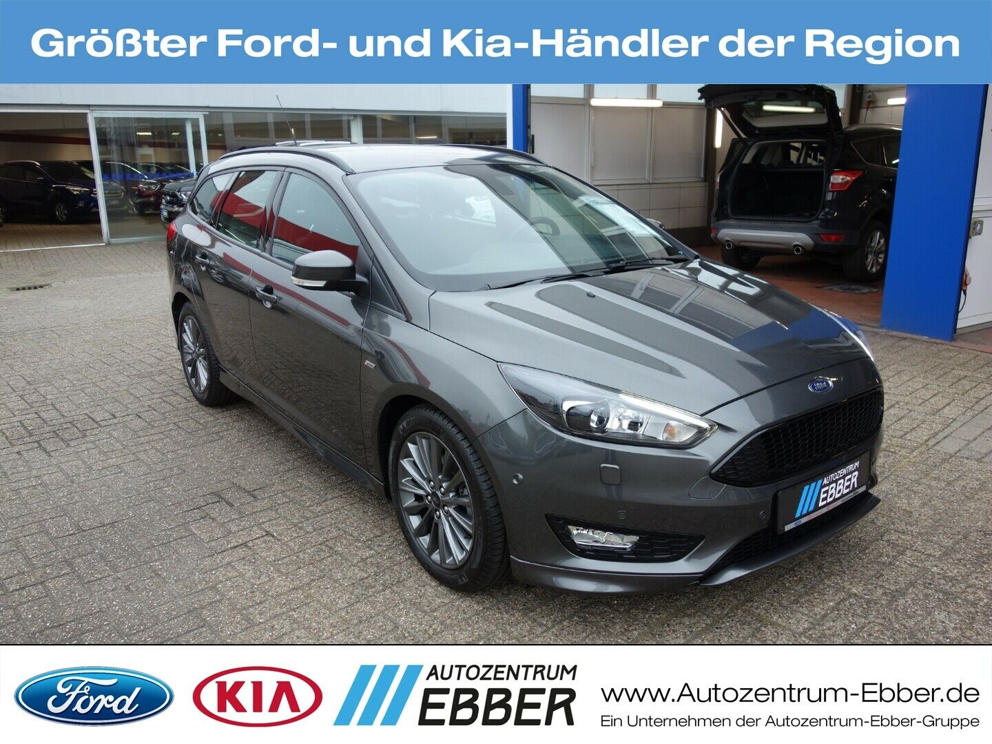 FORD Focus 1.0 EcoBoost ST-Line, Xenon, Top-Ausst.!