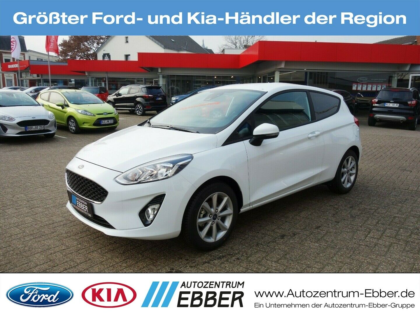 FORD Fiesta Cool&Connect, Sync 3, LM