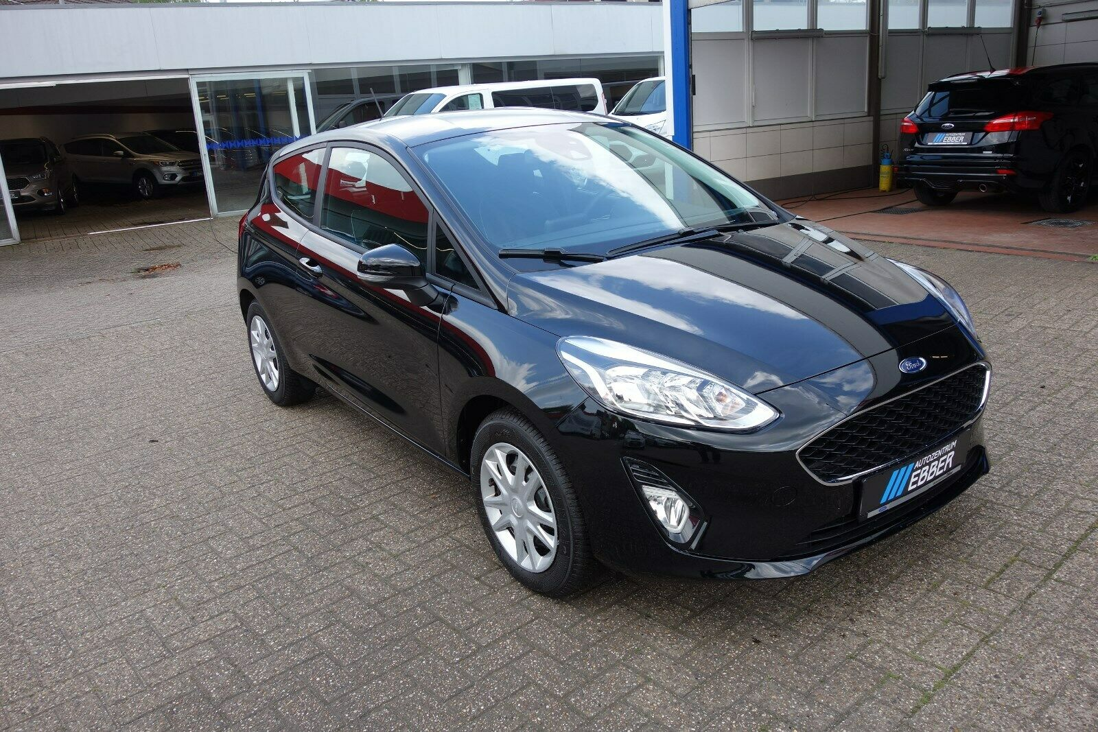 FORD Fiesta Cool&Connect 1.1, Sync 3, Wintrerpaket!