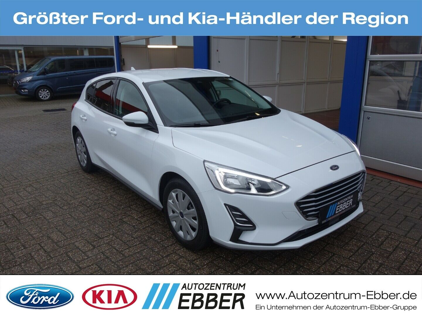 FORD Focus - Winterpaket / PTS /  Neues Modell!