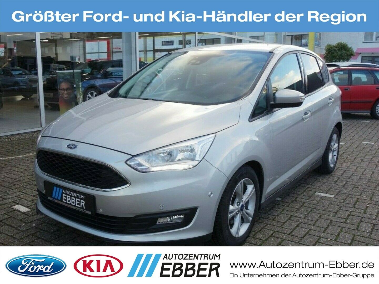 FORD C-Max 1.5 TDCi Business-Edition, Top-Ausstattung