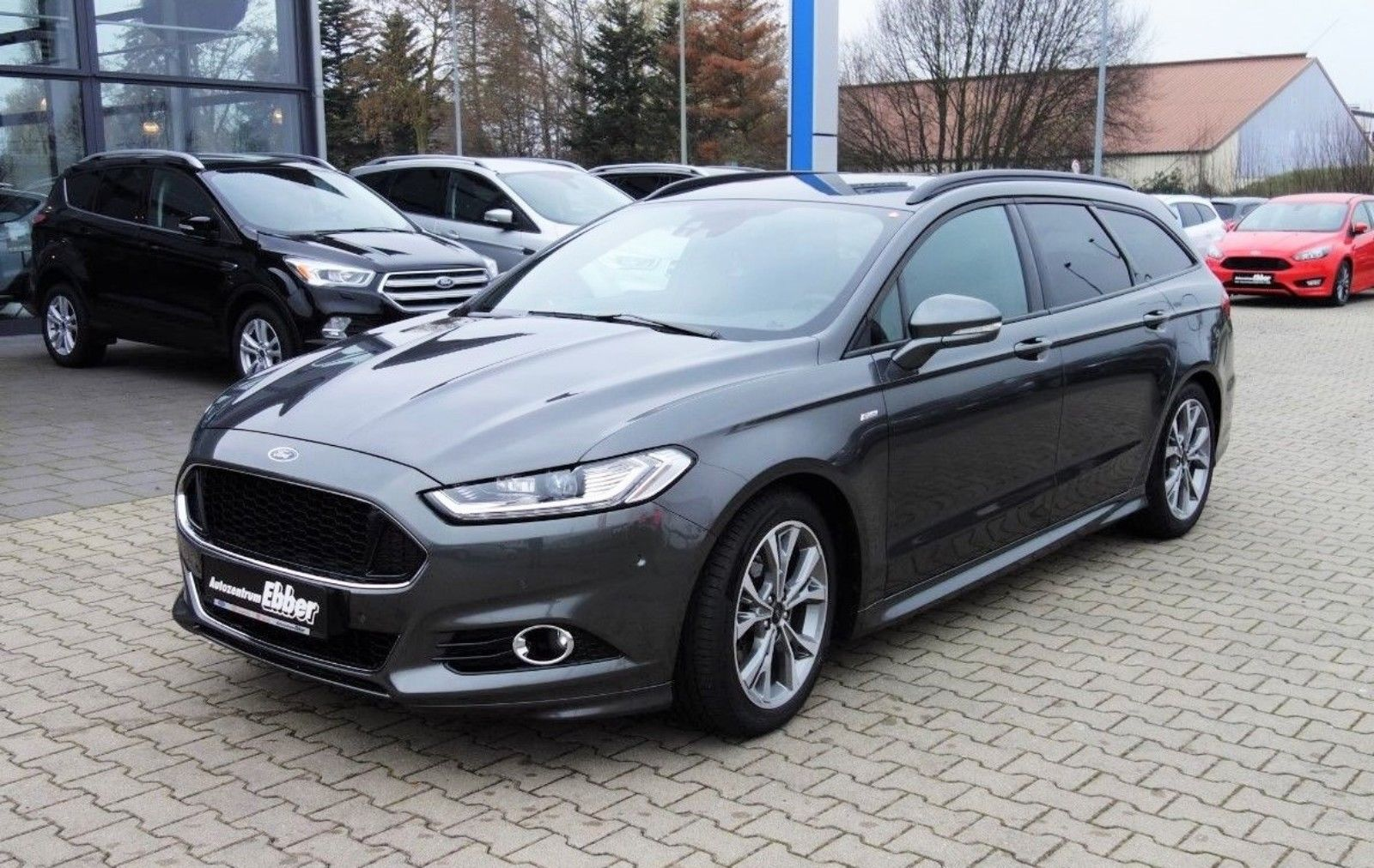 FORD Mondeo Turnier ST-Line EcoBoost Autom.