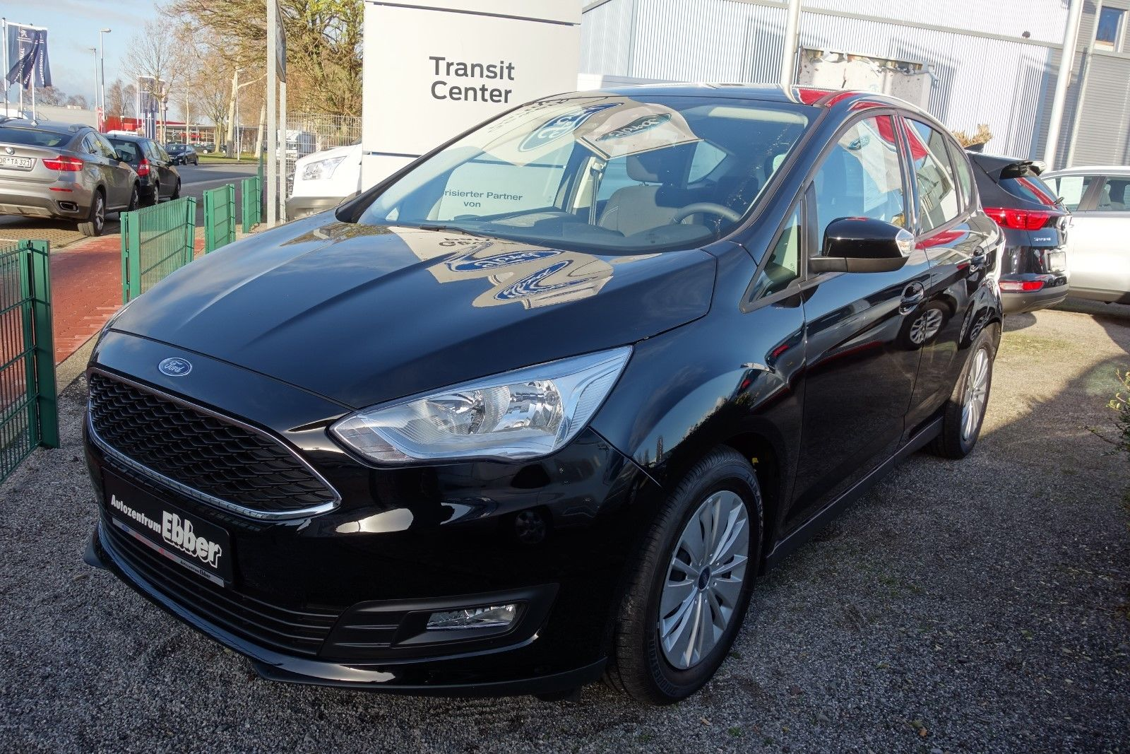 FORD C-Max 1.0 EcoBoost Trend, Top-Ausstattung!