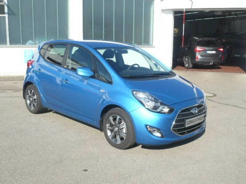 HYUNDAI iX20 FL 1.6 Benzin A/T Sonderedition Passion
