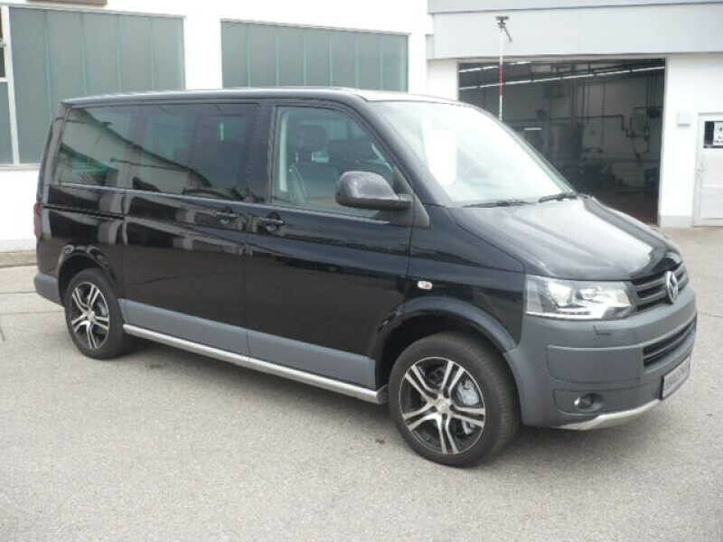 VW T5 Multivan PanAmericana 4 Motion