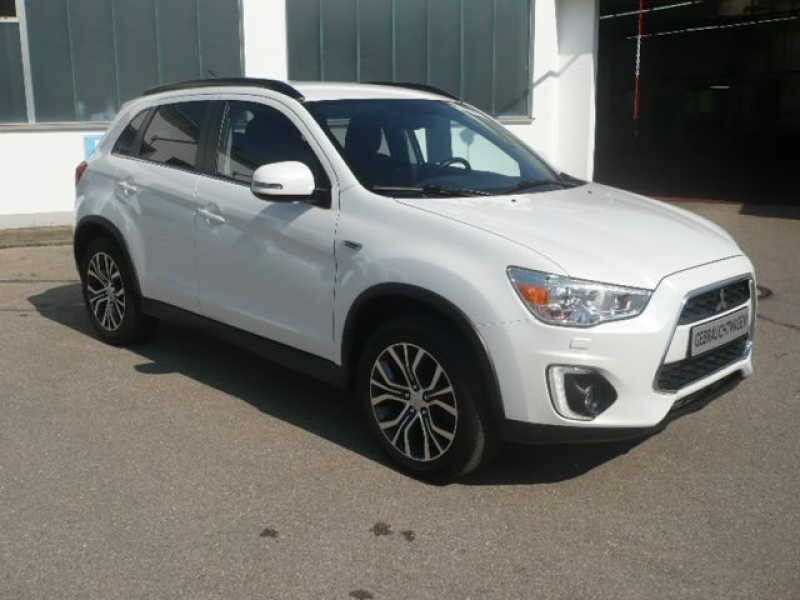 MITSUBISHI ASX 2,2 DID AT SUV-Star+ 4WD AHK