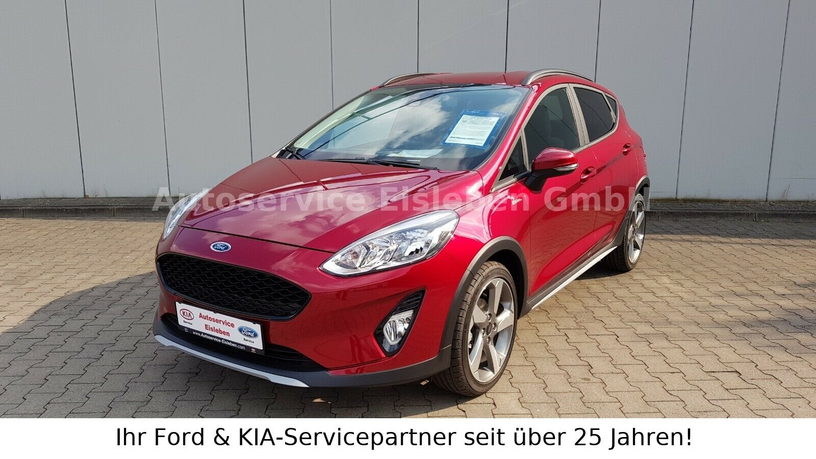 FORD Fiesta Active 1.0 EB Navi+PDC+Winter-P.+7J Ga.