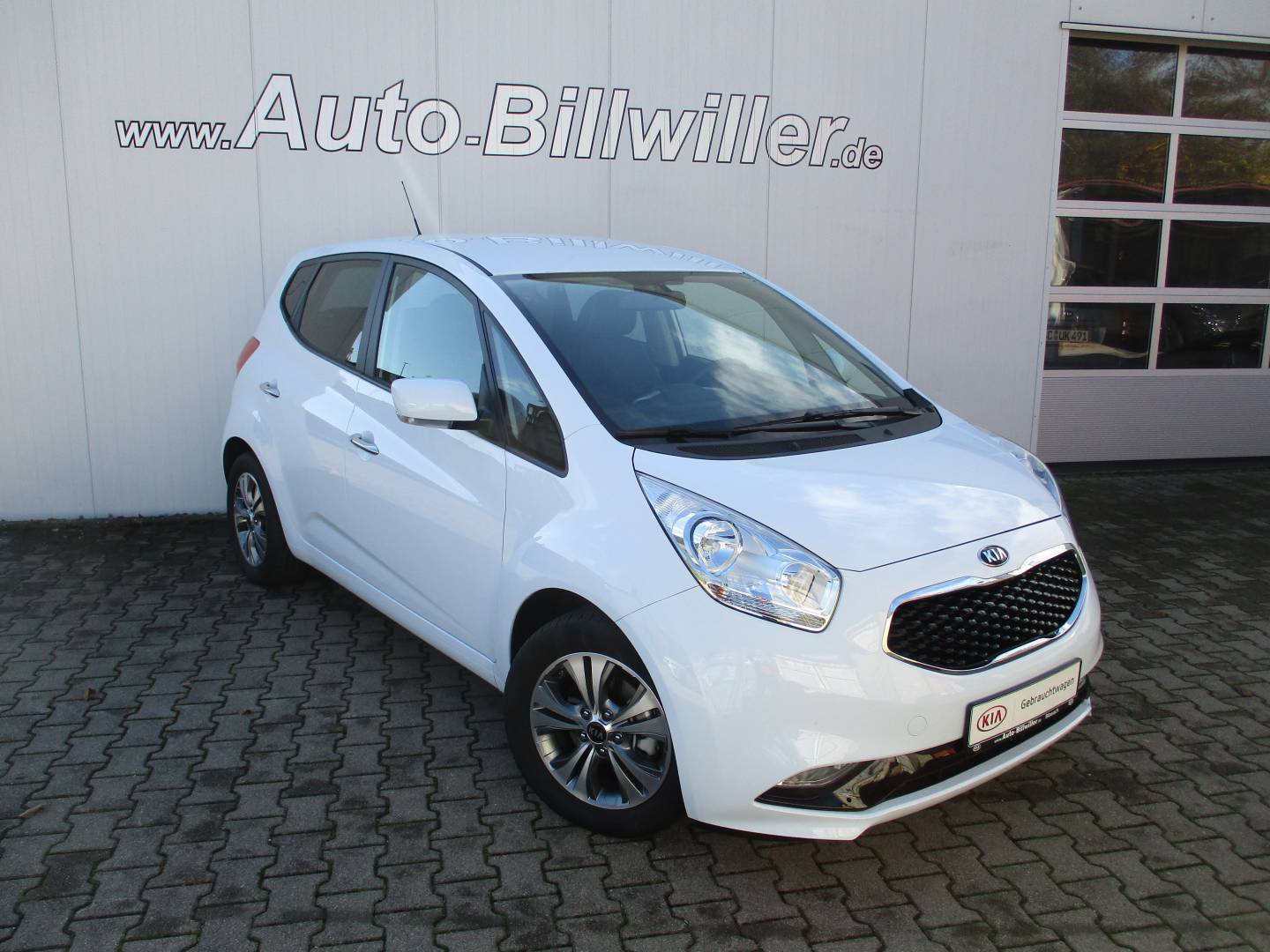 KIA Venga 1.6 (125 PS) ISG Dream-Team Navi