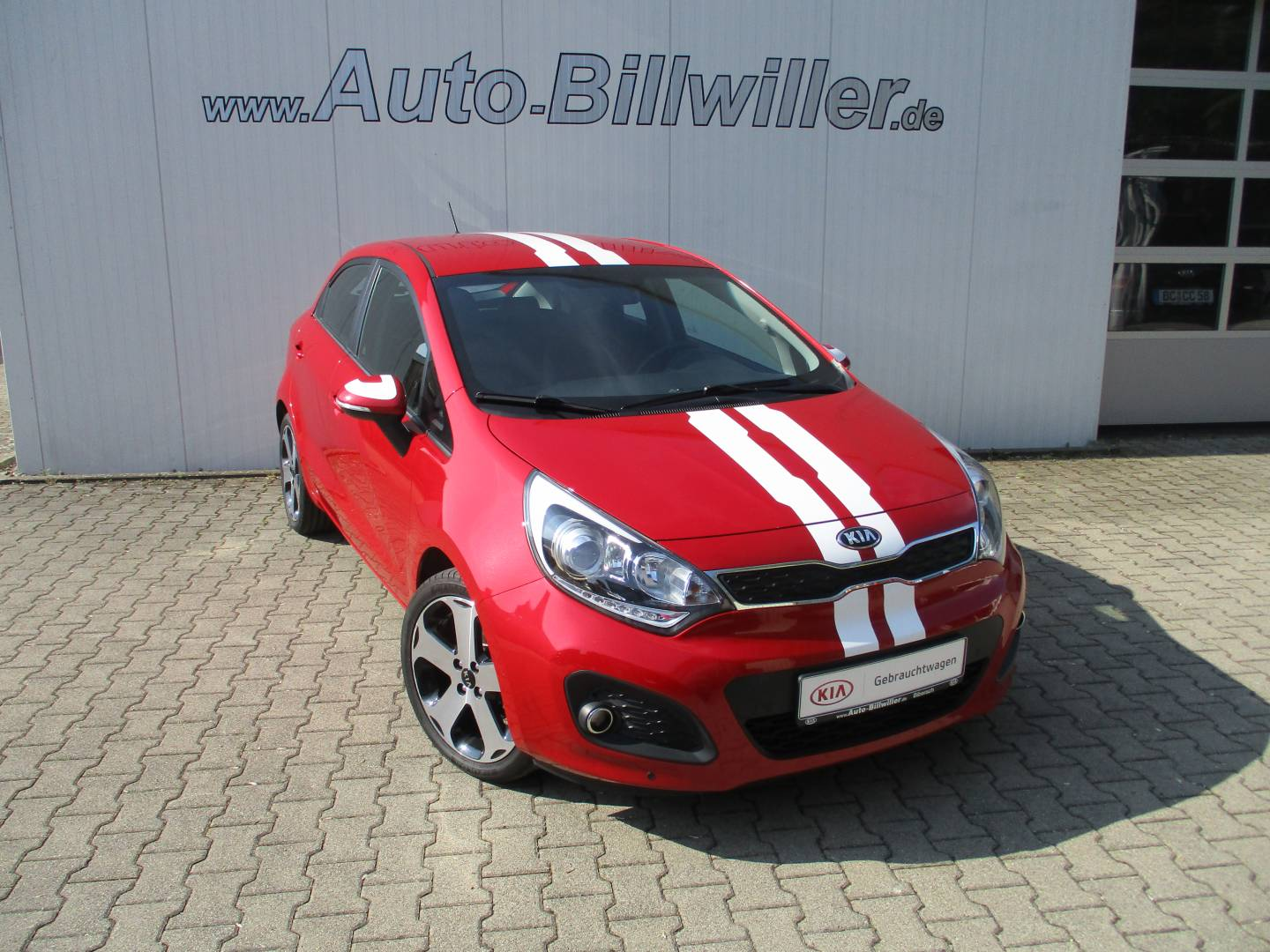 KIA Rio 5-Türer 1.4 (109 PS) Spirit Technik