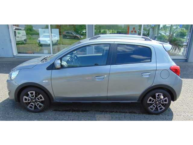 MITSUBISHI Space Star Edition+ m. Cross-Paket ClearTec