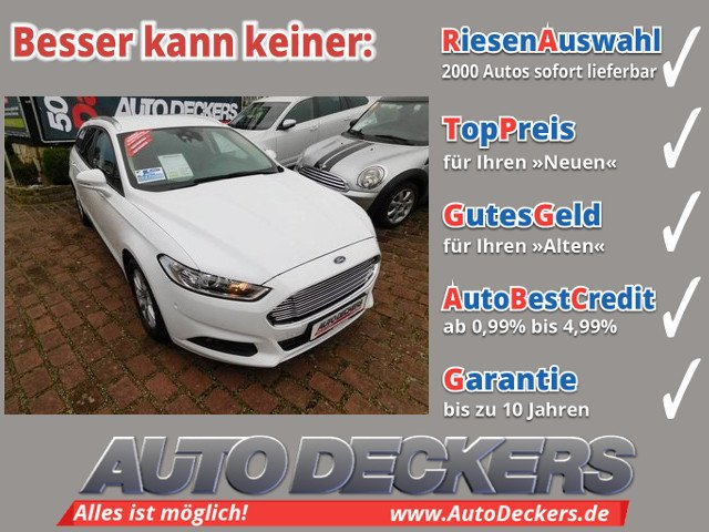 FORD Mondeo Turnier 1,5 Ecoboost AT