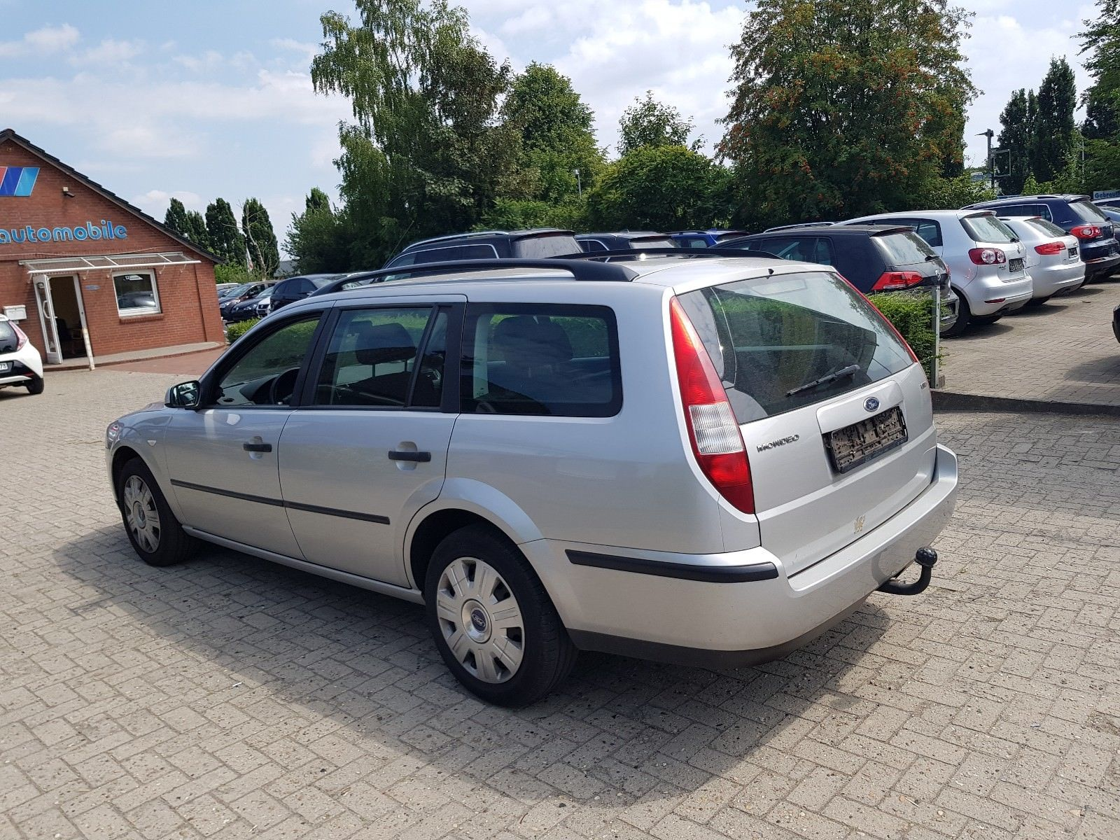 FORD Mondeo 2.0 TDCi  Turnier Ambiente