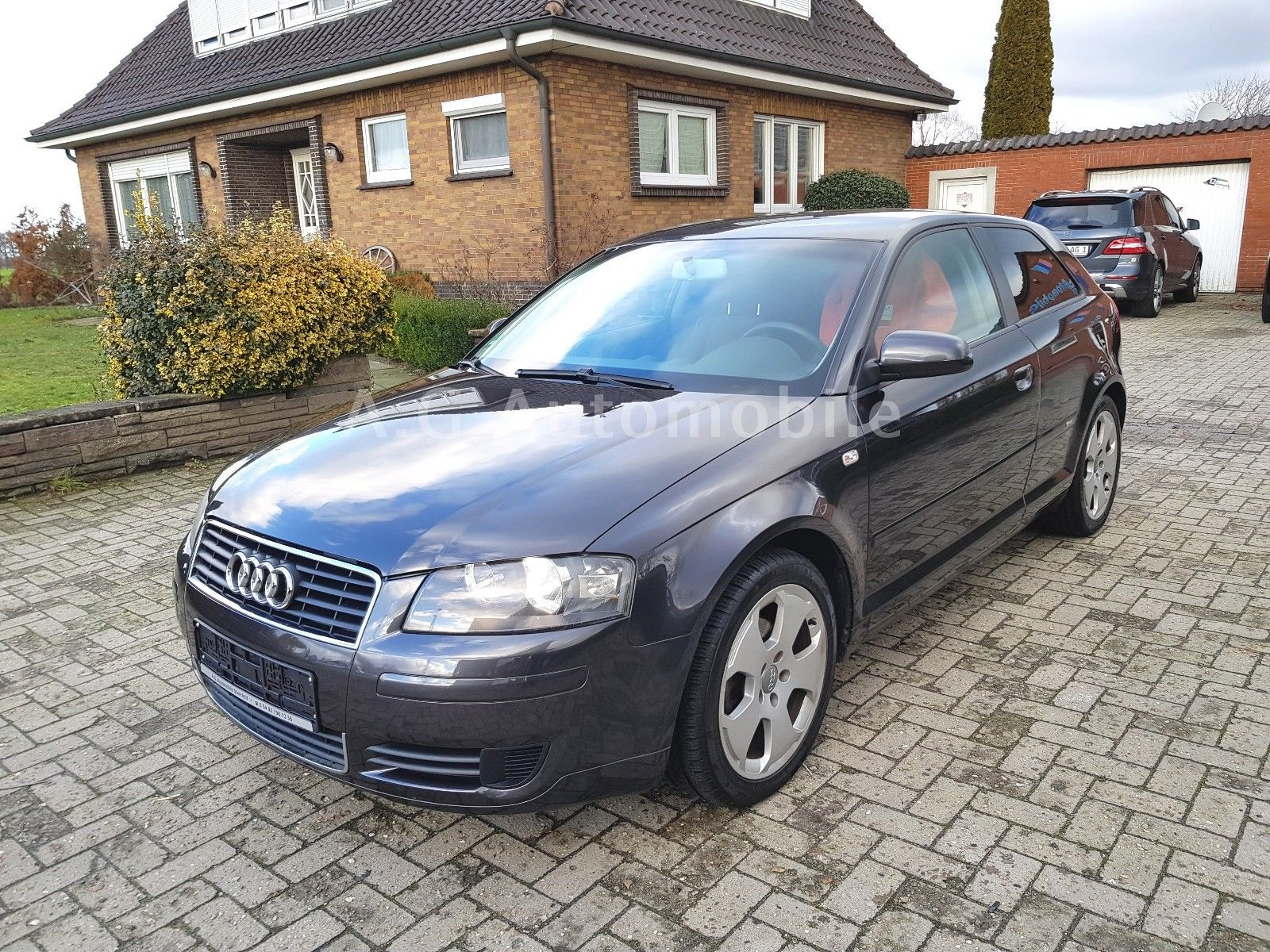 AUDI A3 2.0 TDI Attraction S Line