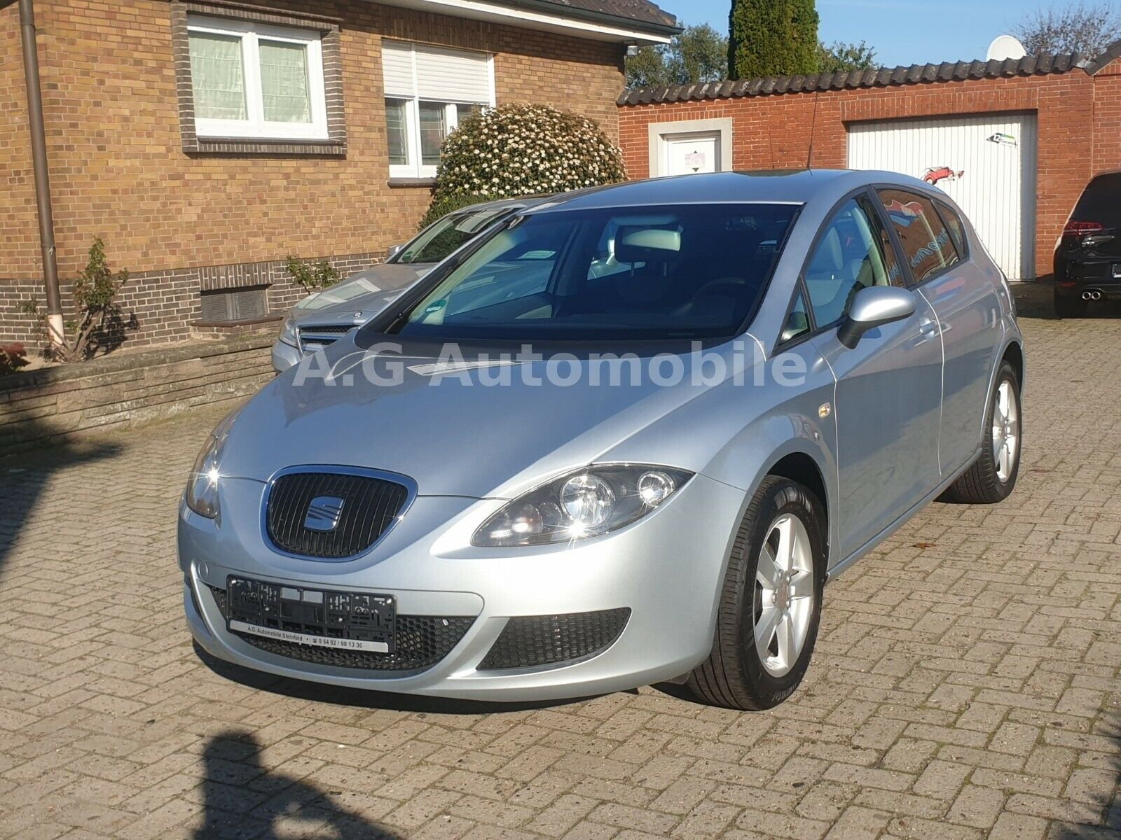 SEAT Leon Reference 1.6 MPI /