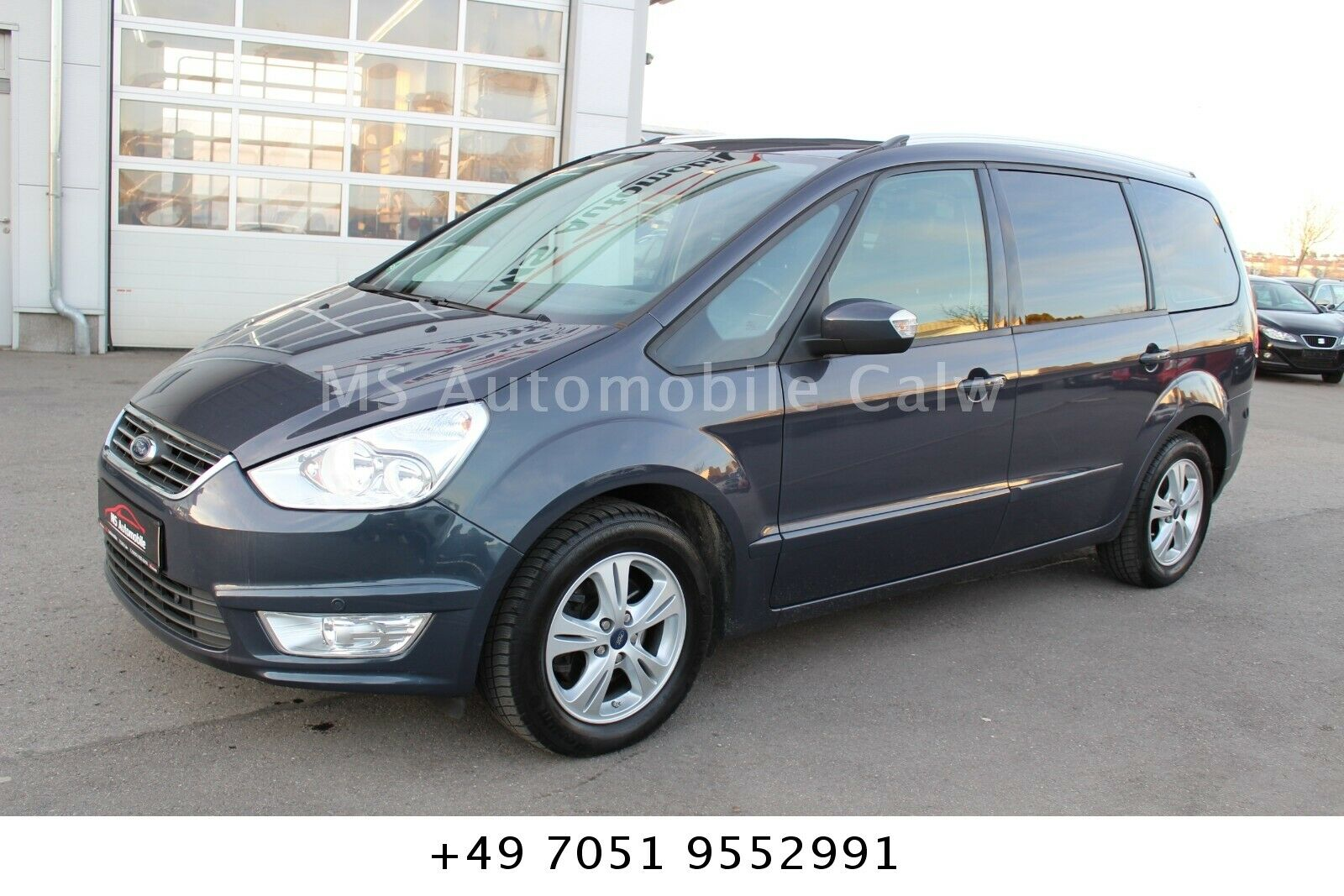 FORD Galaxy 1.6 TDCi DPF Start-Stop Business Edition