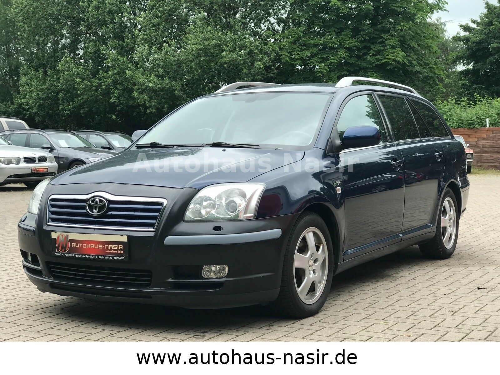 "TOYOTA Avensis Kombi 2.2 D-CAT ""Executive""/STDH/KLIMA"