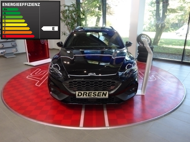 Ford Focus ST+Styling-Paket+LED+RFK+NAVI+HEAD UP